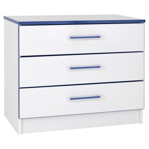Alto Furniture Mode Kiddi Blue Chest