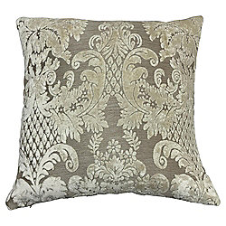 Velvet  Damask Cushion