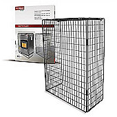De Vielle Metal Mesh Gas Fire Guard