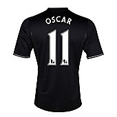 2013-14 Chelsea Third Shirt (Oscar 11) - Kids - Black