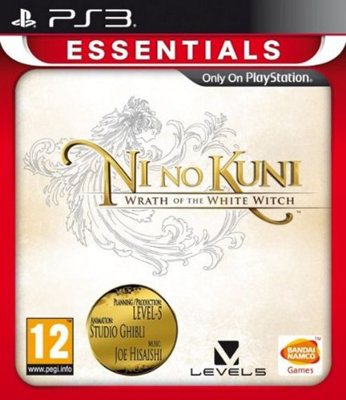 Ni No Kuni (Essentials) PS3