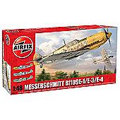Messerschmitt Bf109E-1/E-3/E-4 (A05120) 1:48