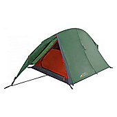 Vango 1 Man Blade 100 Outdoor Tent Green
