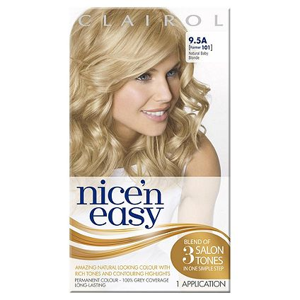 2 for £10 on selected Nice N Easy hair colourants