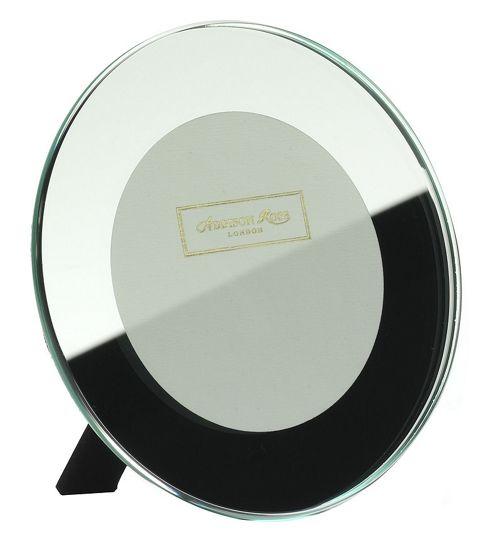 Addison Ross Mirror Photo Frame Circle Frame