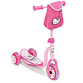 HELLO KITTY 3 Wheels Scooter (Scooter & Bag) OHKY05.