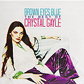Brown Eyes Blue: The Very Best Of Crystal Gayle - CD