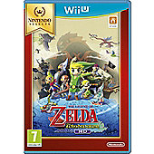 Wii U The Legend of Zelda: Wind Waker HD Select