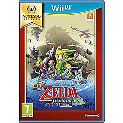 Wii U The Legend of Zelda: Wind Waker HD Select