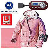Jacket Dutchess Pink Medium CFLN6322AA-M
