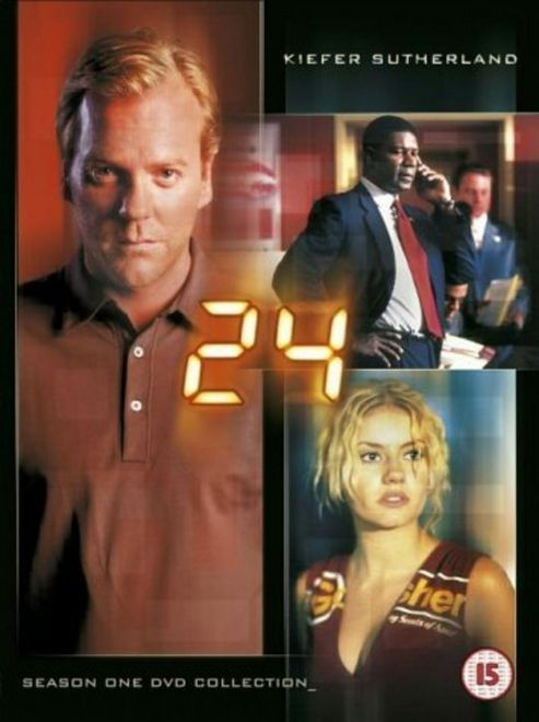 24 - Series 1 - Complete  (DVD Boxset)
