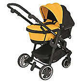 Kiddy Click n Move 3 Carrycot (Sunshine)