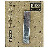Rico - Letter Mirrors Small - l