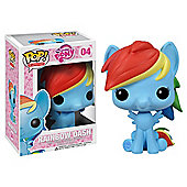 My Little Pony Rainbow Dash Pop