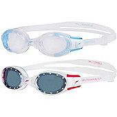 Speedo Futura Biofuse Womens Goggles - Blue