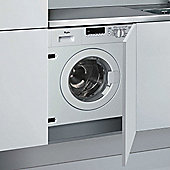 Candy CWB714DN1-S 7kg 1400rpm Integrated Washing Machine