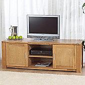 Mark Harris Furniture Verona TV Stand - Oak