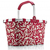 Reisenthel Foldable Carrybag in Baroque Ruby