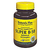Nature's Plus Super B50 60 Veg Capsules
