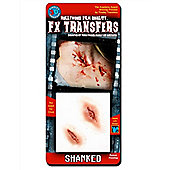 Halloween Special Effects Makeup - Shanked