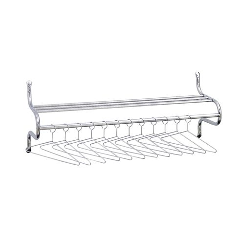 Safco Security Coat Rack with Hangers