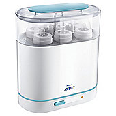 AVENT NATURAL 3 IN 1ELECTRIC STEAM STERILISER