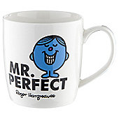 Mr Men Fine China Mug, Mr Perfect
