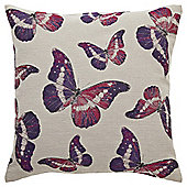 Woven Butterfly Cushion
