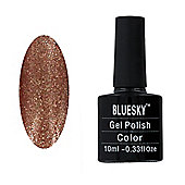 Bluesky 10 ml Gel Polish - Tinsel toast 40544