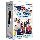 We Sing Uk Hits 1 Microphone Bundle