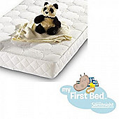 Silentnight Little Cub Cot Bed Mattress 140cm x 70cm