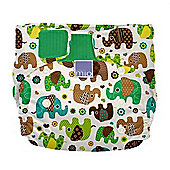 Bambino Mio MioSolo All-in-One Nappy (Elephant Parade)