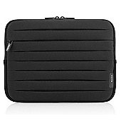 Belkin F8N300CW 10.2 inch Lifestyle Sleeve with Front Expandable Pocket (Black/White)
