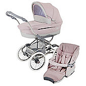 Bebecar Stylo Class EL Magic Combination Pram (Candy Floss)