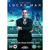Lucky Man Series 1 DVD