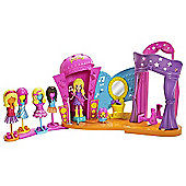 Polly Pocket Quick Change Playset
