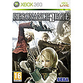 Resonance Of Fate - Xbox-360