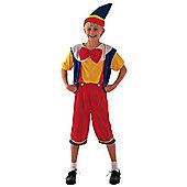 Pinocchio - Child Costume 3-4 years