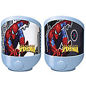 Home Essence Spiderman 3 Light Kids Wall Bracket