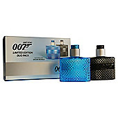 James Bond Limited Edition Duo Gift Set