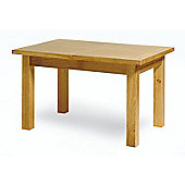 Kelburn Furniture Washington Oak Extending Table - 192cm x 90cm