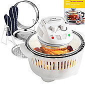 VonShef 12L Halogen Convection Oven White