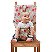 Totseat Travel Highchair, Apple