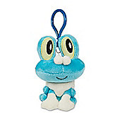 Pokemon XY Plush Keychain - Froakie