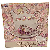 Hello Kitty Tea for One