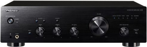PIONEER A30 AMPLIFIER (BLACK)