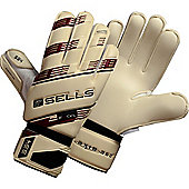 Sells Axis 360 Excel 4 Guard Junior Goalkeeper Gloves - White