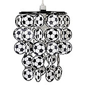 Football Two Tier Ceiling Pendant Light Shade