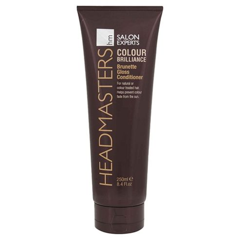 Headmasters Colour Brilliance Brunette Gloss Conditioner 250ml