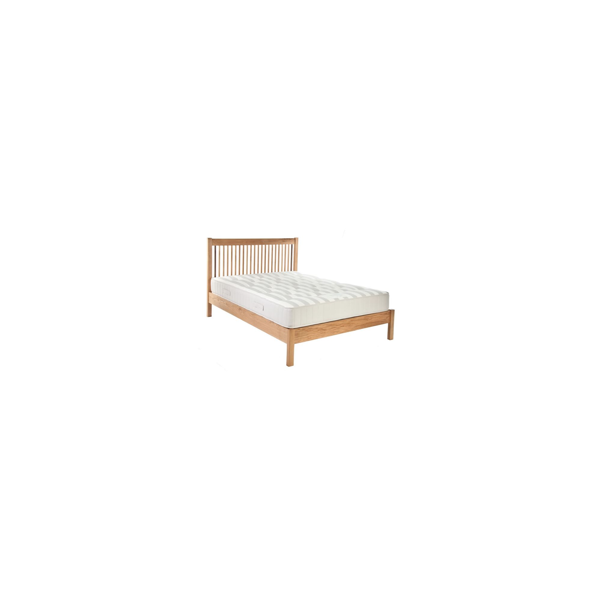 Elements Oak Vienna Bed - King at Tesco Direct
